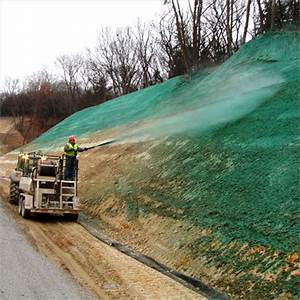 Industry Leader In Hydroseed & Erosion Control