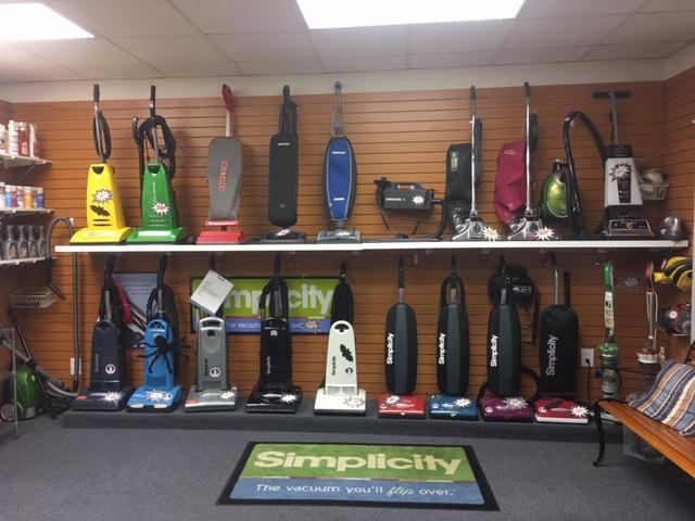 Vacuum Repair Store that Sucks Money In
