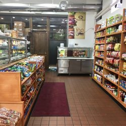 This Deli/market is located in a major apartment complex in Queen