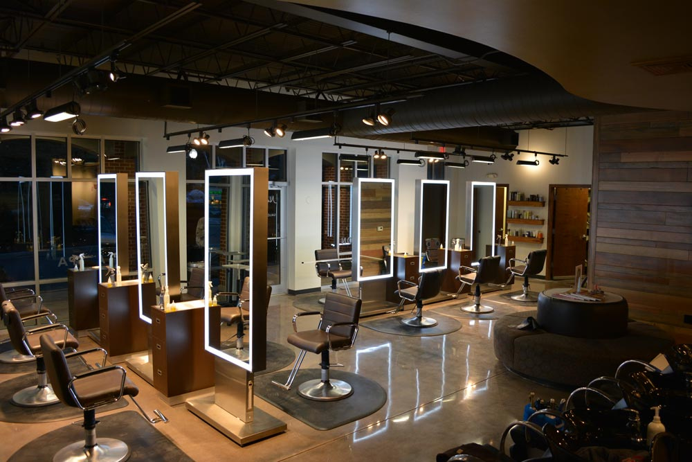 High Energy; Upbeat Hair Salon and Spa