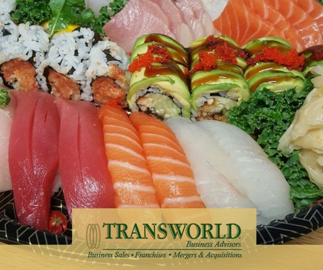 Popular Asian Sushi Restaurant in Queens for Sale