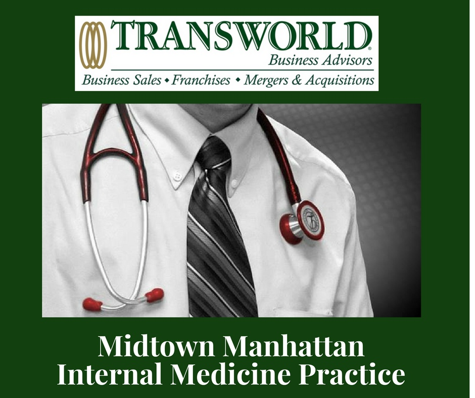 Midtown Manhattan Internal Medical Practice