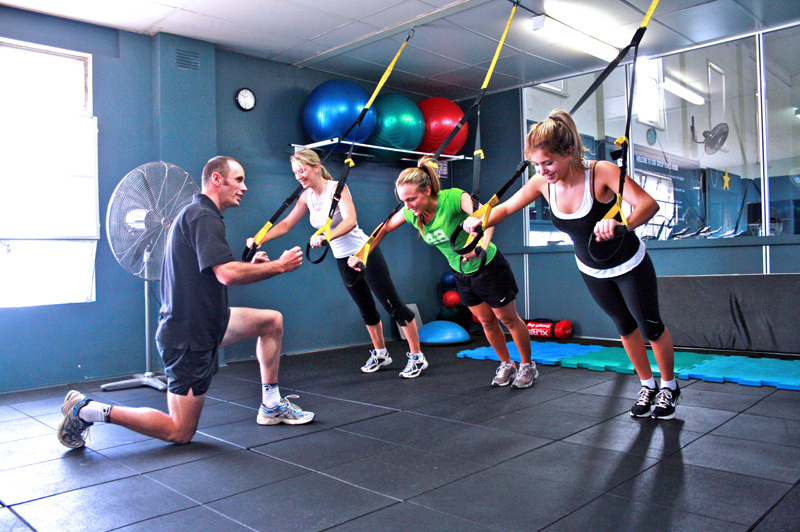 Fitness Studio in Excellent Downtown Location