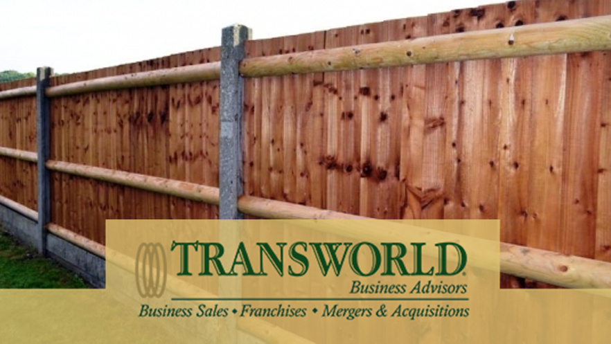 Lucrative Fence Business Est. 1936 - Motivated Seller