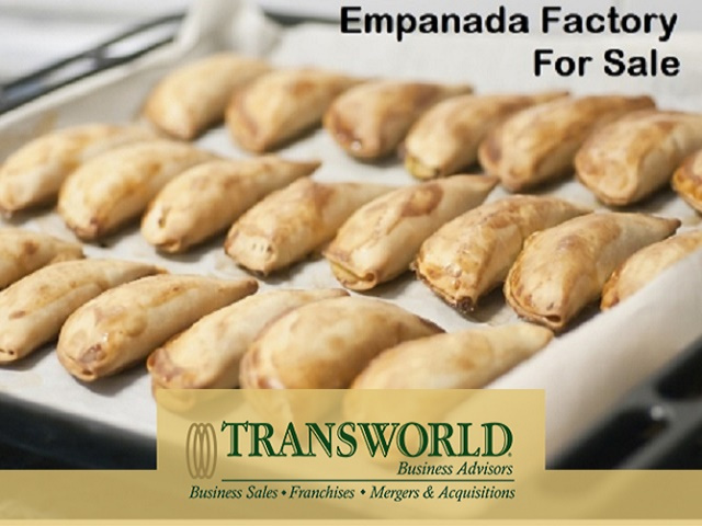 Empanada Factory for Sale located in Broward