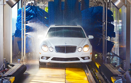 Upper South Multiple Profitable Car Washes & Lube for Sale