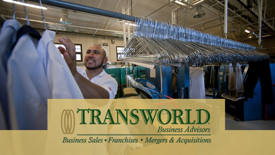 Established Dry Cleaners in Kingwood!! Semi-Absentee