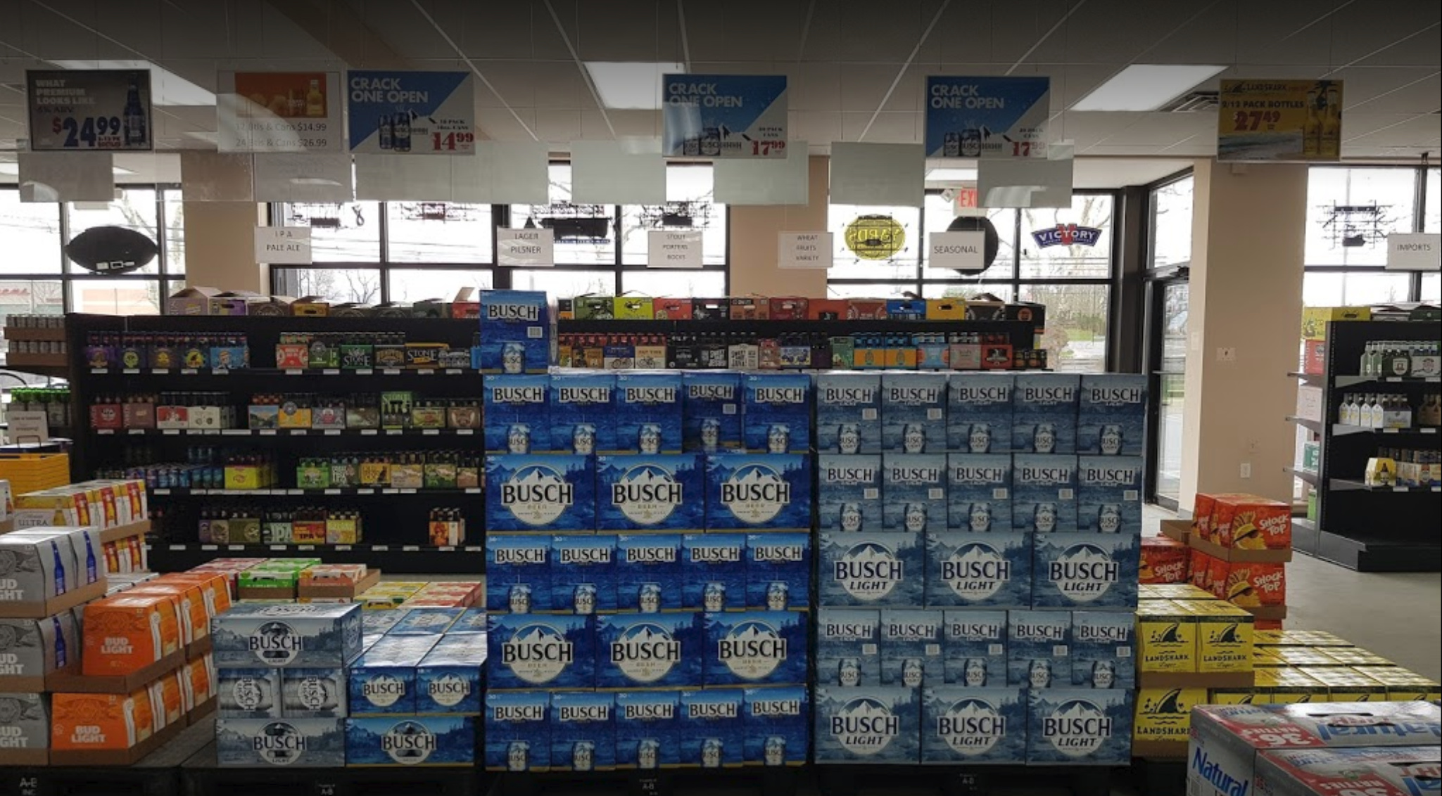 Reduced ! Large Beer Distributor For Sale In Lehigh Valley PA