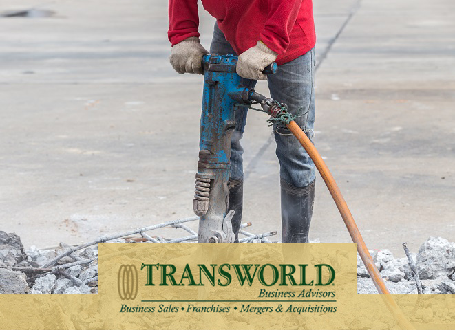 Concrete Chipping and Snow Removal Services