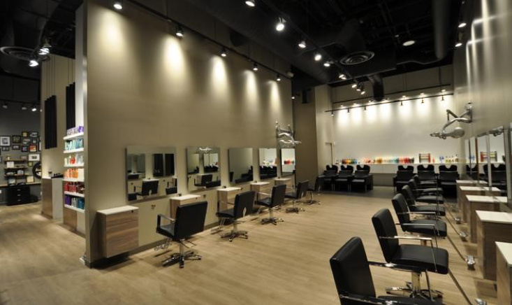Brand New Concept Hair Salon + Barber Shop in One Combo Store