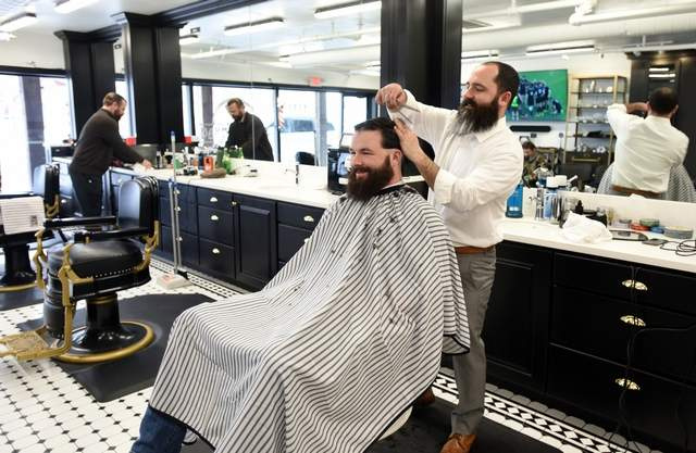 Established and Successful Full-Service Barbershop