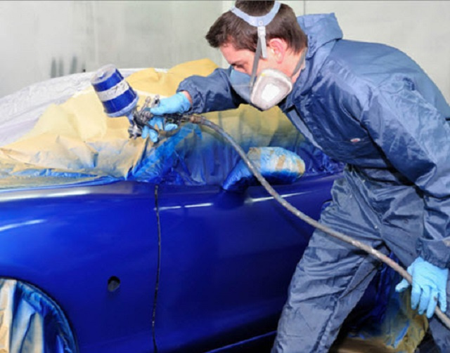 Auto & Marine Body & Paint