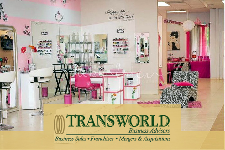 Salon and Spa for Birthday Parties