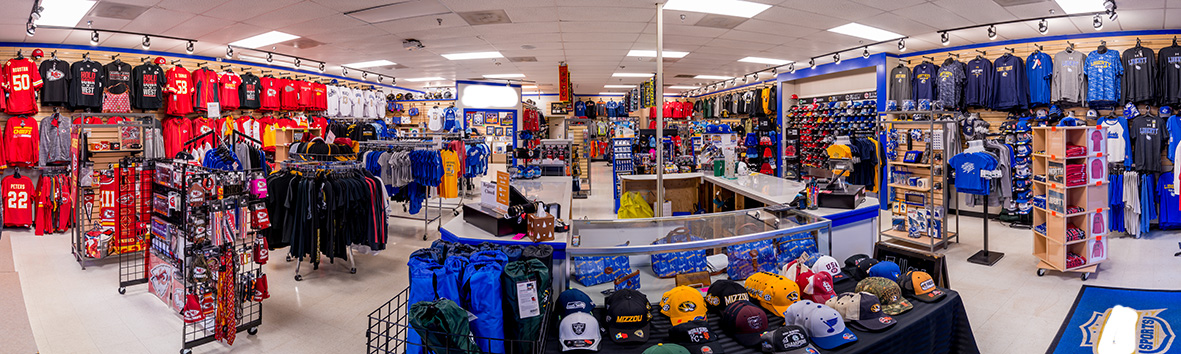 Profitable Sports Apparel and gifts shop