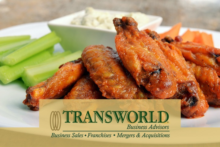 Fast Food Franchise Serving Wings, Burgers, and More!