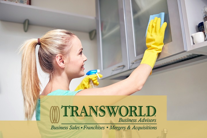 Residential Cleaning Business For Sale!