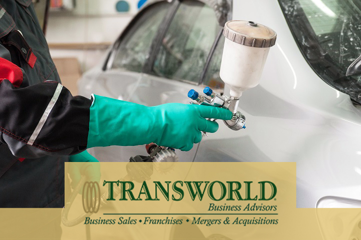 Automotive Collision and Painting Franchise