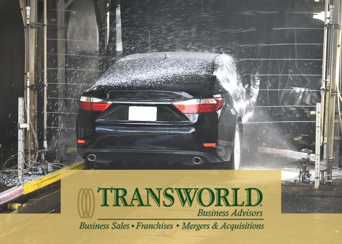 Fully Automated Express Car Wash that checks all the boxes