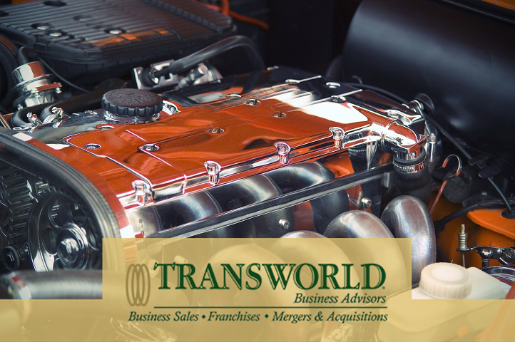 Auto Transmission Repair Shop for Sale in LA County