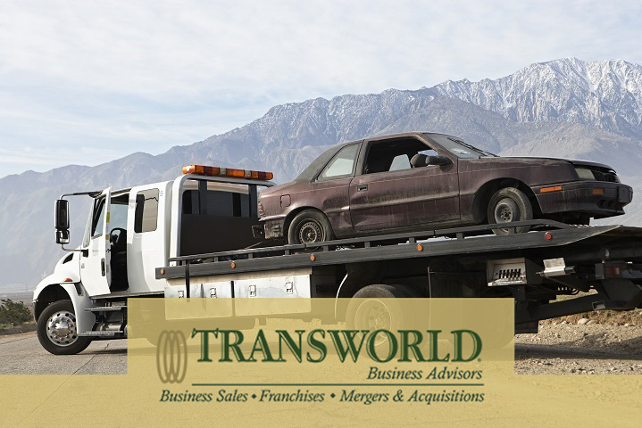 Highly Profitable Auto Salvage Business for Sale w/ Real Estate