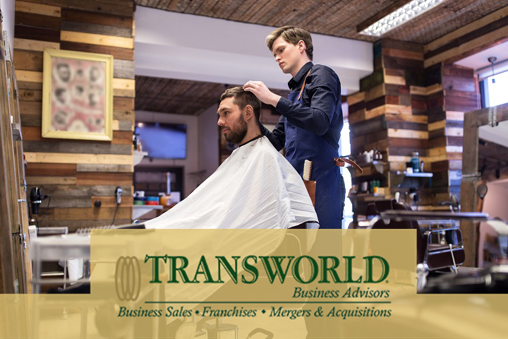 Barbershop For Sale-Award Winning!