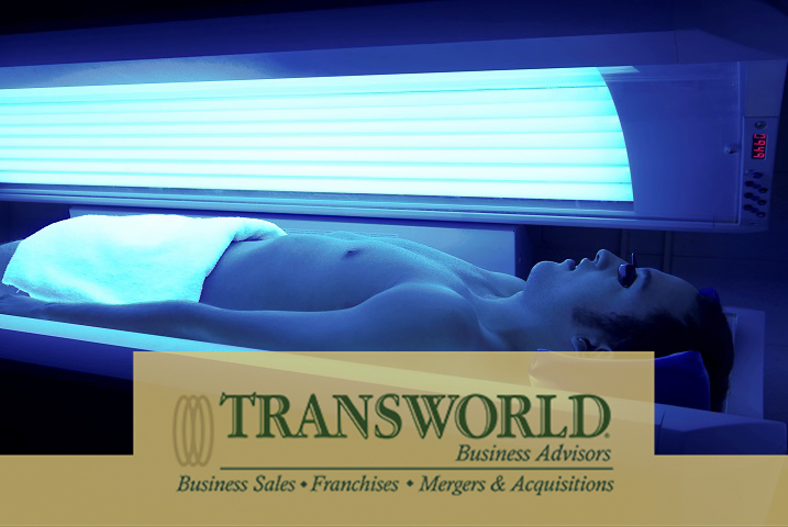 2200 Sq Ft Building with Current Tanning Salon Business