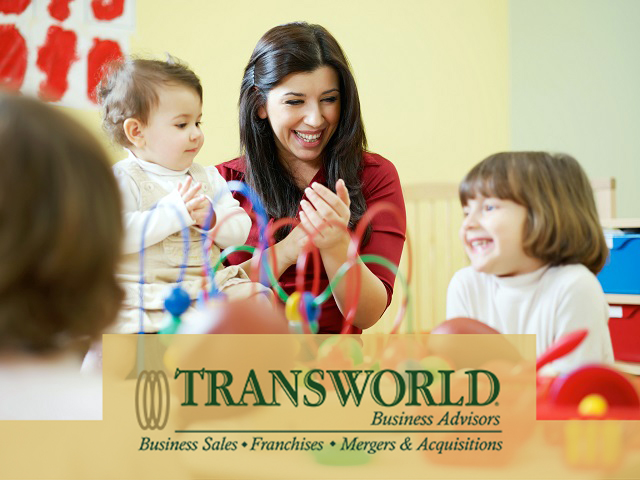 Franchised Child Care Center with Real Estate