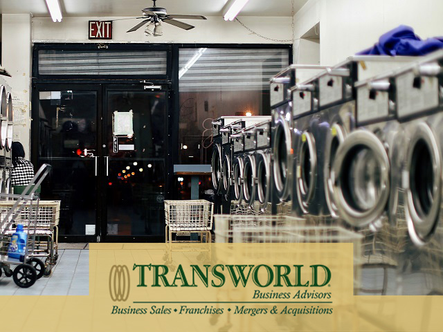 Coin Laundromat For Sale in LA County