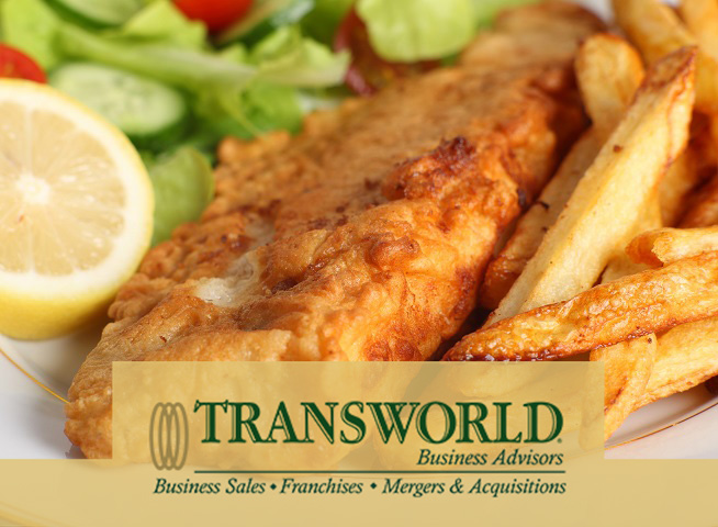 Established Seafood Restaurant