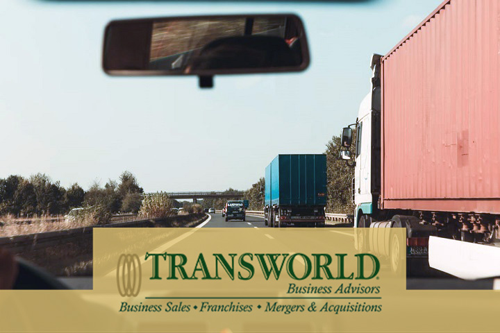 Profitable/Established Trucking Company - Local P&D