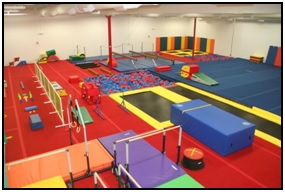 CHILDREN'S ACTIVITY CENTER WITH BUILDING FOR-SALE!