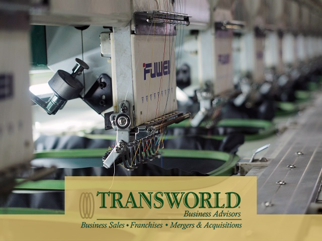 Established Embroidery Store With Consistently Strong Revenue