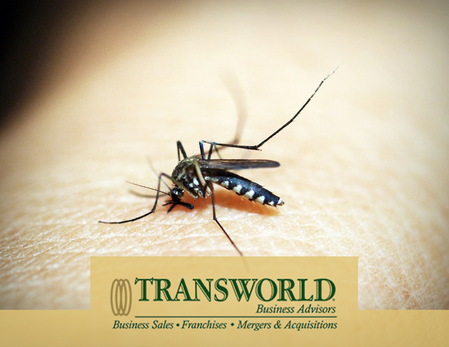 Motivated Seller! Low Cost Mosquito Franchise!