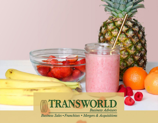 Healthy Smoothie Franchise For Sale