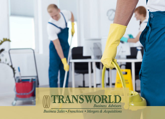 Residential & Commercial Cleaning Company for Sale