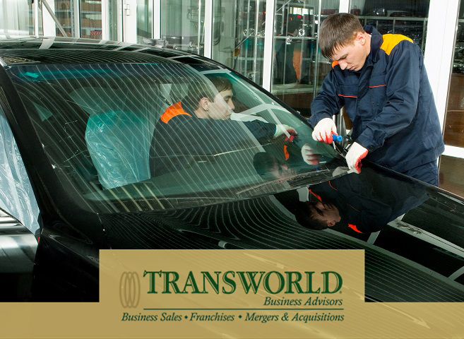 Lucrative Independent Auto Glass Repair Company