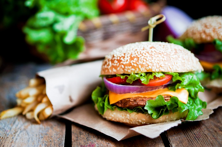 Fantastic Hamburger Franchise Concept