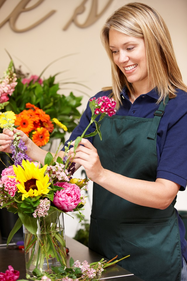 Profitable & Very Well Established Floral Store
