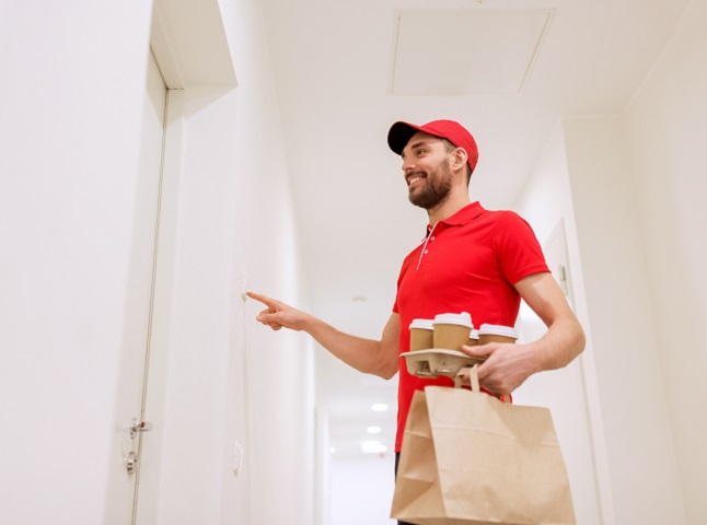 Grocery Workplace Meal Delivery