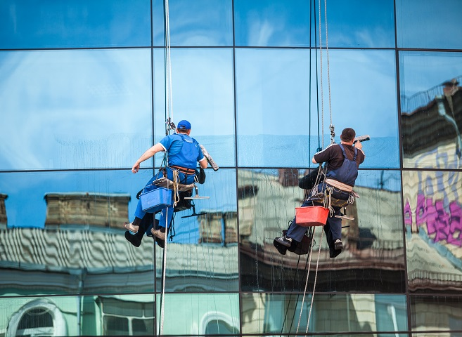 Established Window Cleaning Company