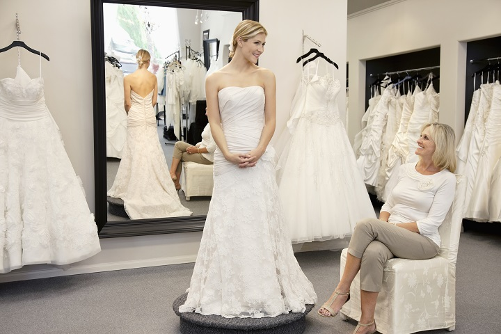 Beautiful, Established, Profitable Bridal Shop with Real Estate