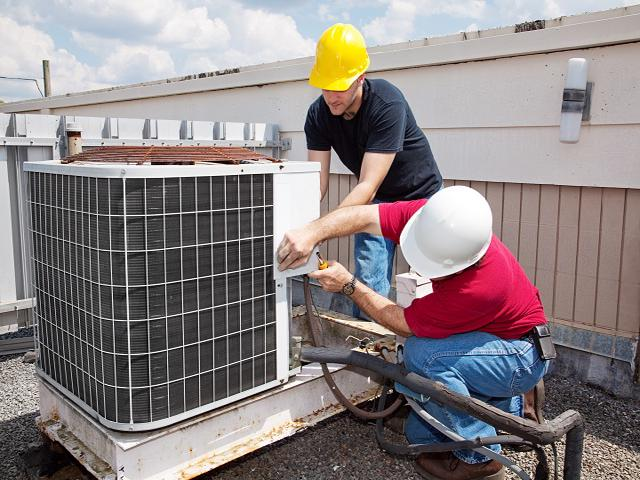 Central TX HVAC Business