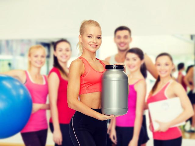 Red Hot Fitness Club In Upscale Market