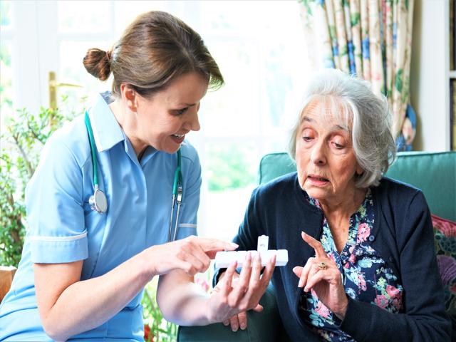 Senior Home Health Care
