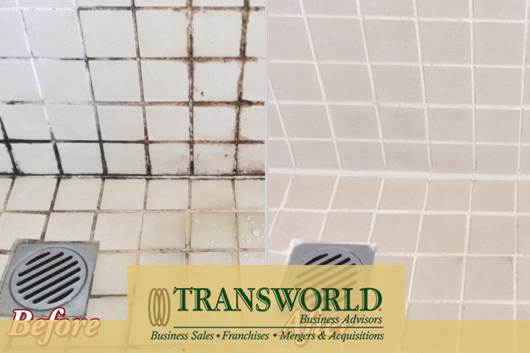 Lucrative Tile and Grout Cleaning and Restoration Business