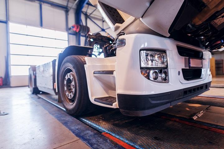 Profitable Gas Station w/Auto Repair Shop - 769981 AS