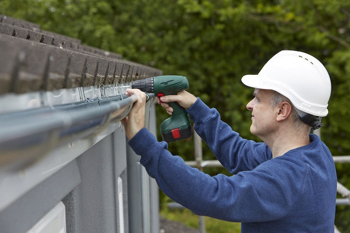 Over 20 Year Business Gutter Repair and Cleaning