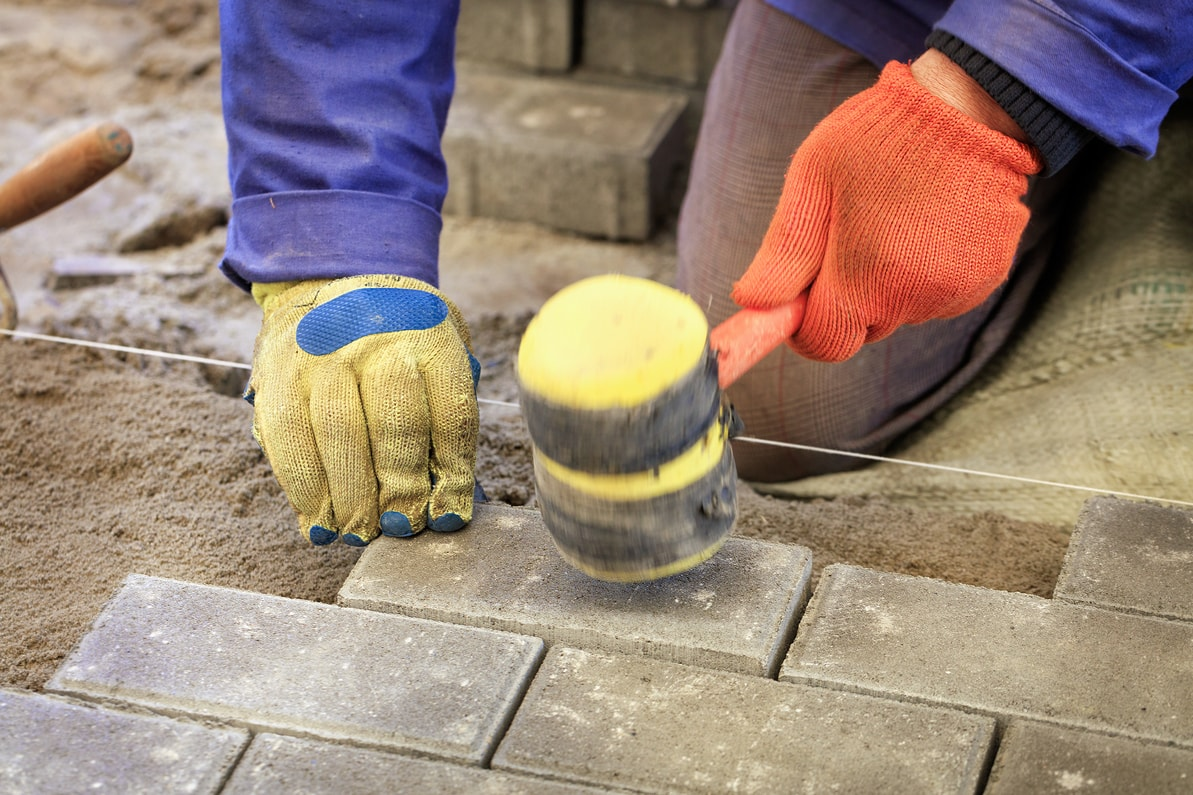 Highly Profitable Paving Company with 2.6 Acres