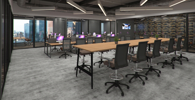 The Future of Shared Workspace
