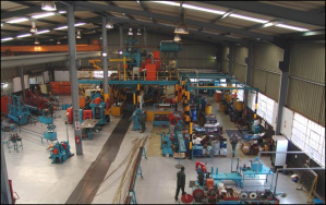 Internationally recognised metal joining manufacturer